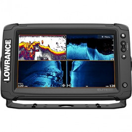 Lowrance Elite 9Ti2 se sondou Active Imaging 3-in-1