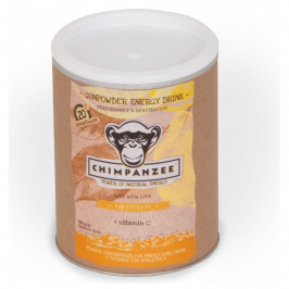 Chimpanzee Gunpowder Energy Drink 600g/10L barva lemon